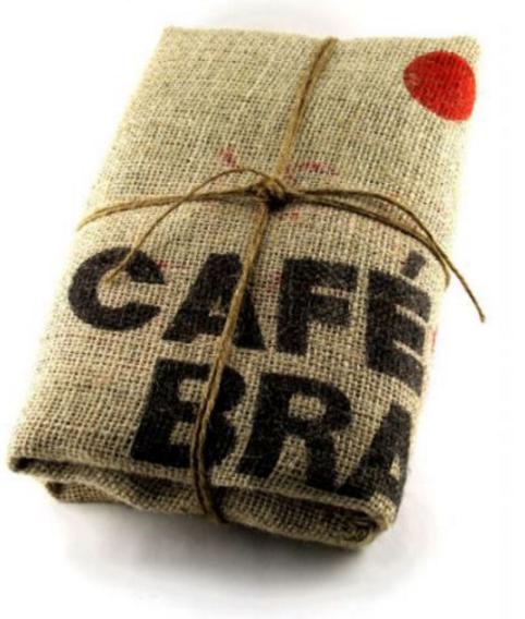 Kaffeesack aus Brasilien