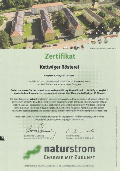 Zertifikat_Naturstrom_2018