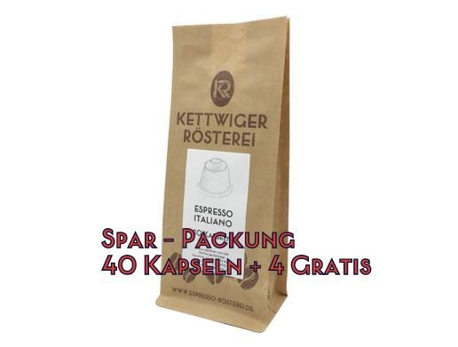 Espresso Italiano Kapseln Spar-Packung