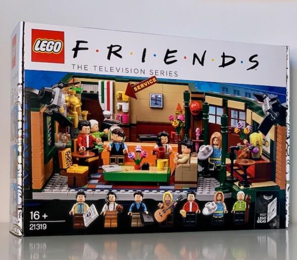 Lego CAFE Central Perk 21319