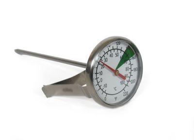 Thermometer für den perfekten Milchschaum
